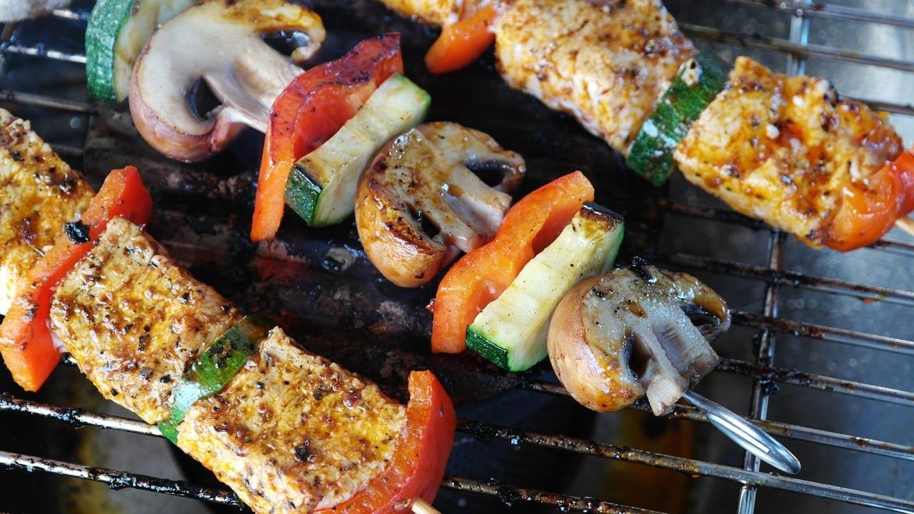 5 Tips voor een gezonde barbecue