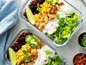 Meal preppen, 3 tips