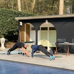 Personal training in de tuin1