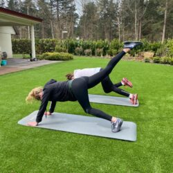 Personal training in de tuin2