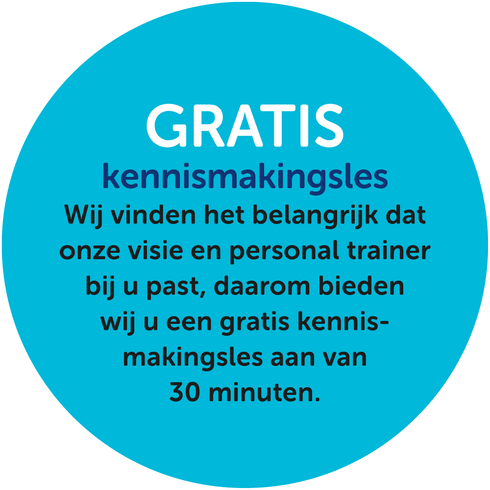 Asics Rotterdam. Personal trainer 4