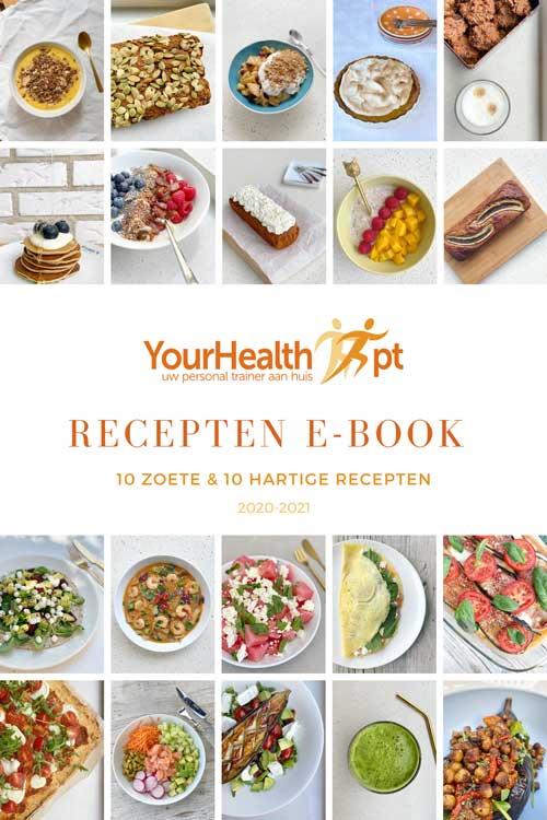 Recepten E-Book